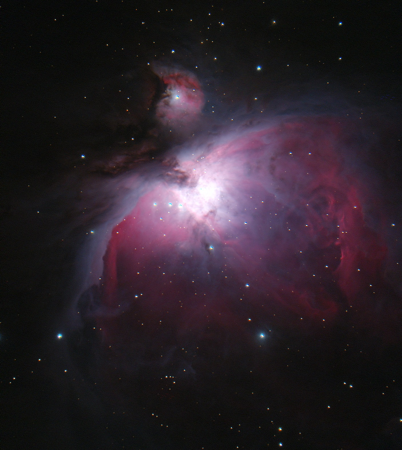 Messier 42 Great Orion Nebula